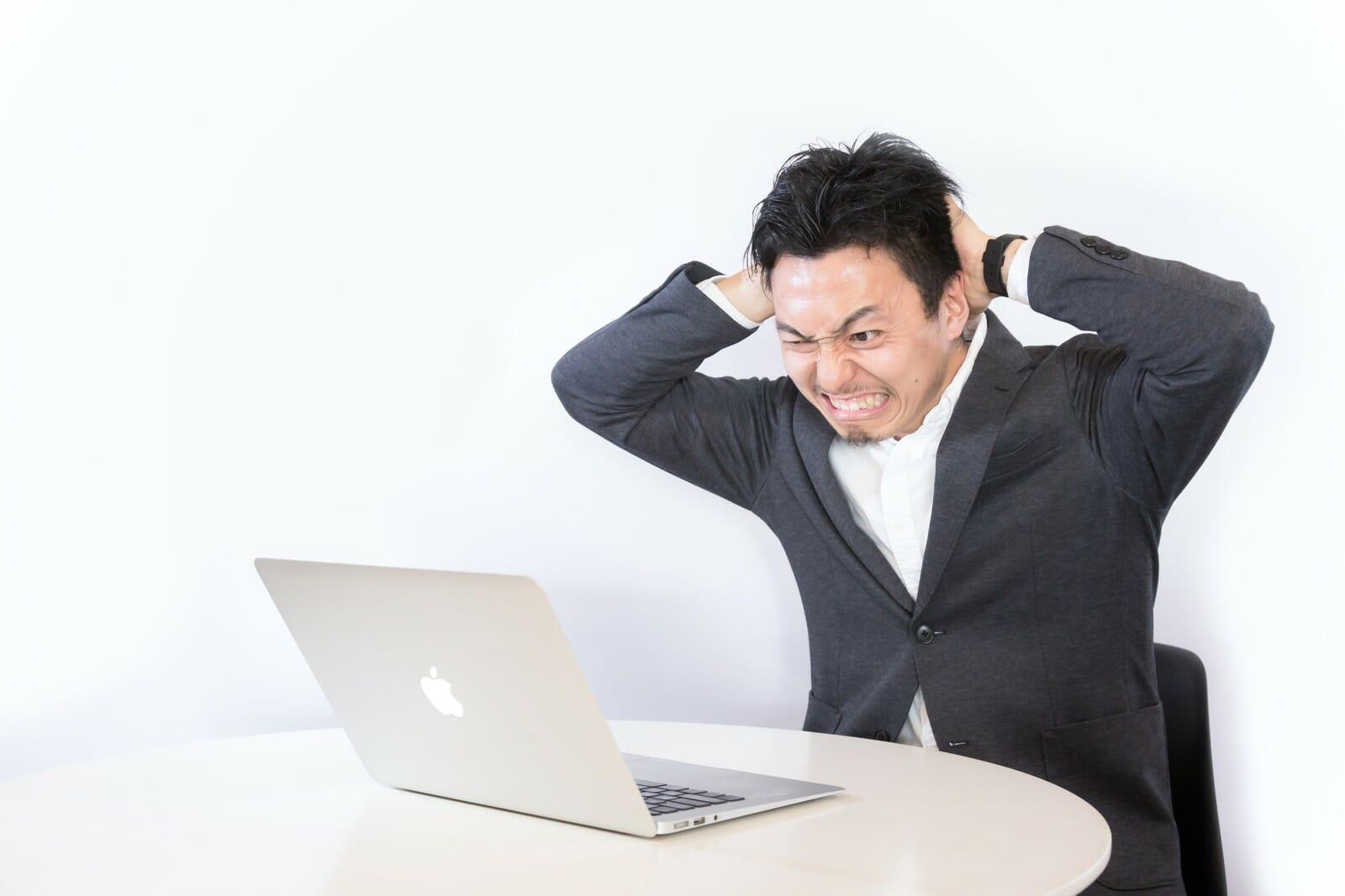 【株取引体験談】株を売ることができない恐怖感