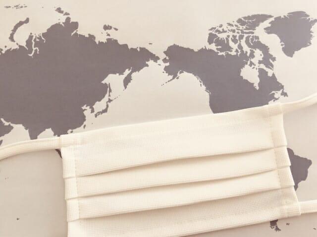 世界各国のコロナウィルス対策と相場への影響